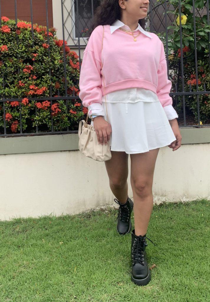 Scholar Skirts, nuevo pero viejo estilo