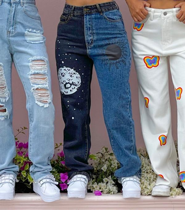 Fiebre Denim: Escoge bien tus jeans favoritos