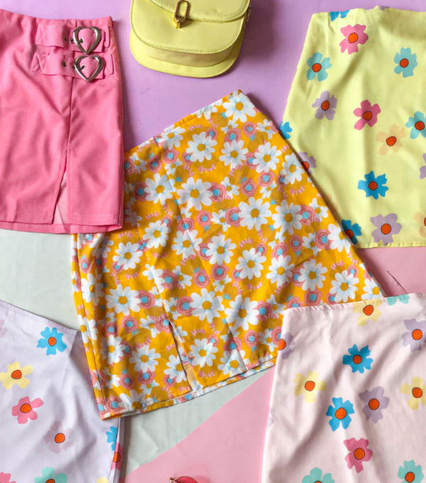 Flores y faldas, ¿por qué nos encantan?