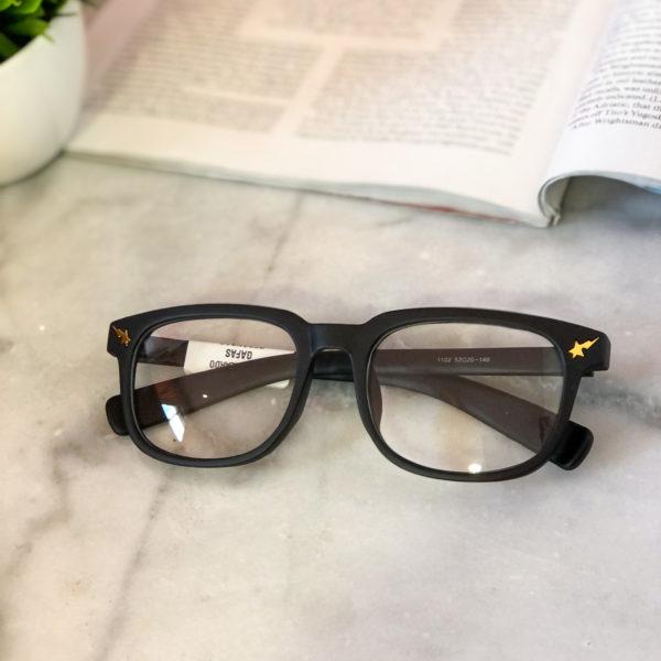 marcos de lentes negros - gafas - accesorios - ropa gallardo - ecuador