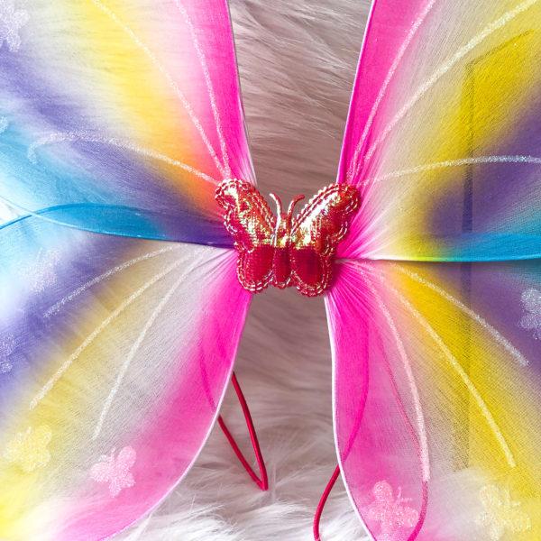 alas de disfraz coloridas - halloween - ropa gallardo - ecuador