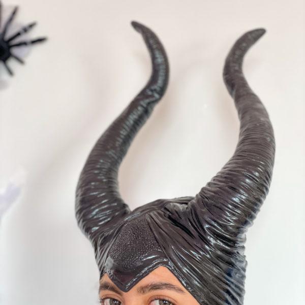 accesorio para la cabeza negro - ecuador - ropa gallardo - halloween